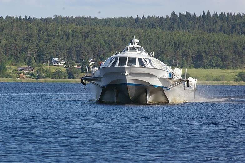 День работников российского морского и речного флота отмечают в стране 4 июля 2021 года