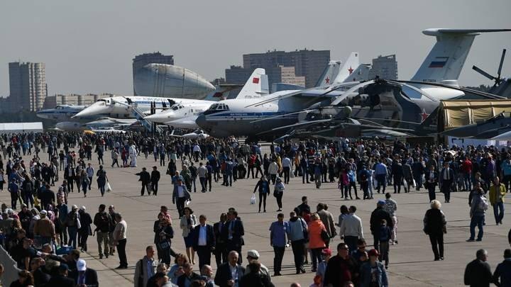 В России на выставке Макс 2021 покажут новый самолет