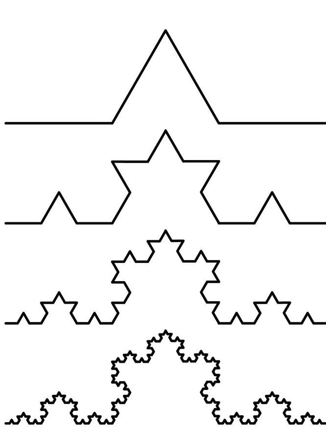 Что такое фракталы: красота математики и бесконечность
