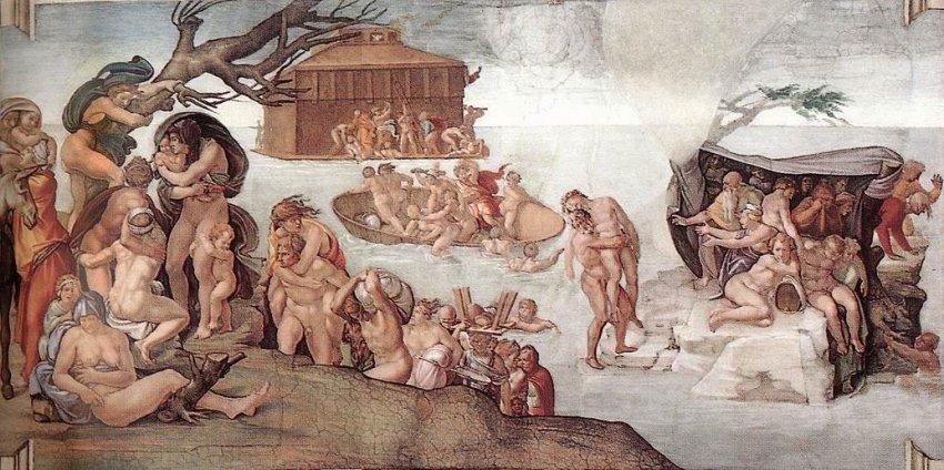 Всемирный потоп: древняя легенда вызывающая споры