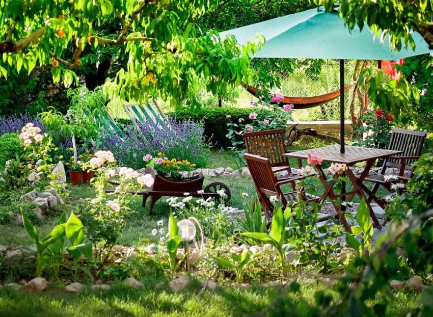 Как можно с пользой работать и с удовольствием отдыхать на даче