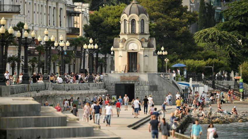 Какие ограничения установлены в Крыму с 1 августа 2021 года