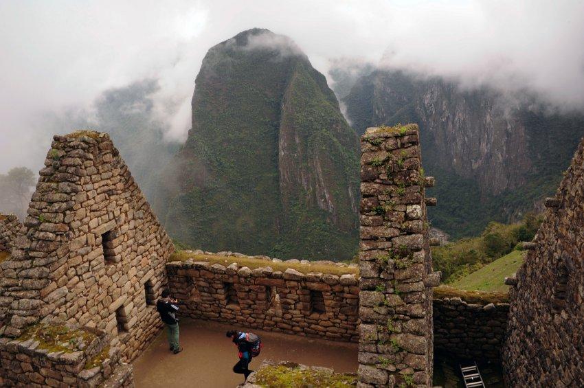Мачу-Пикчу: древняя крепость, загадка для учёных