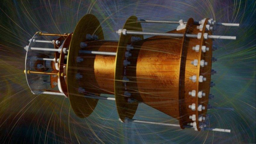 EmDrive: двигатель нарушающий законы физики