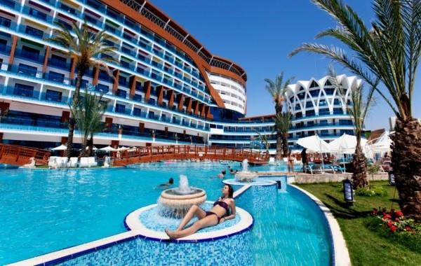 В Турции определили пять самых красивых пляжей на побережье Средиземного моря