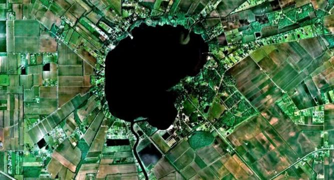Почему на земле исчезают озёра