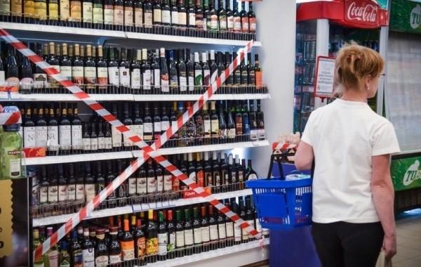 В большинстве регионов запретят продажу алкоголя 1 сентября