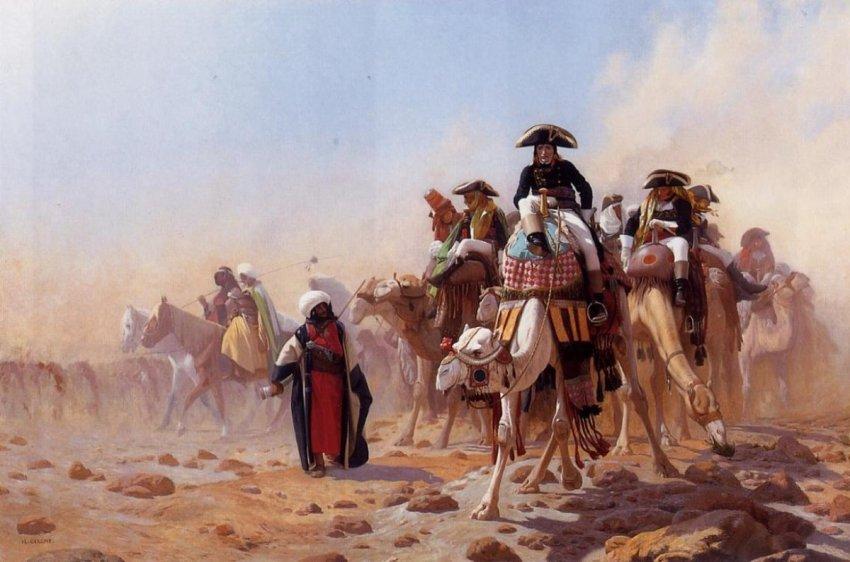 В чём секрет военного успеха Наполеона?