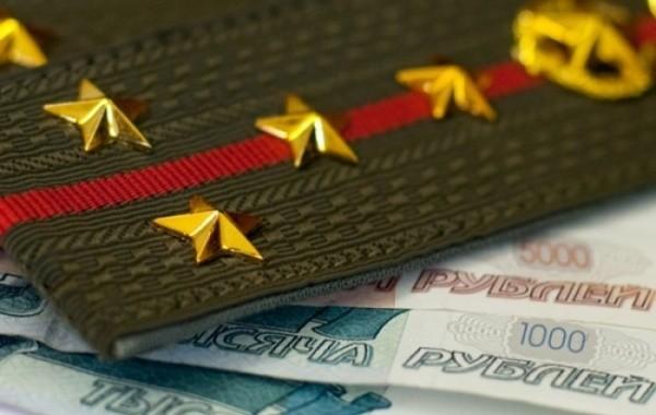 На единовременные выплаты военным пенсионерам направят более 21 миллиарда рублей