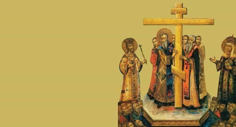 Воздвижение Креста Господнего в 2021 году: дата, традиции, молитва и запреты дня
