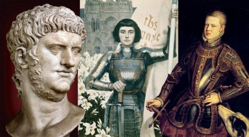 Исторические самозванцы: фальшивые цари, принцы, короли