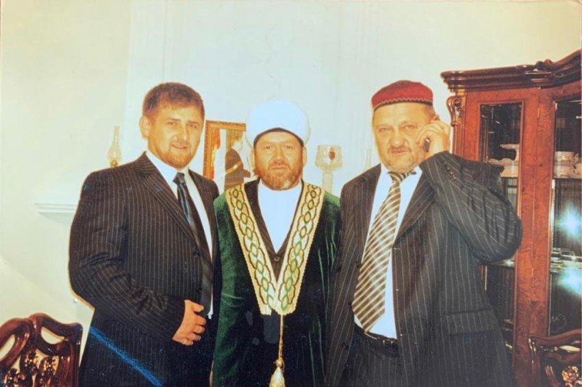 Исмагил Шангареев Первый президент Чечни: исторический выбор