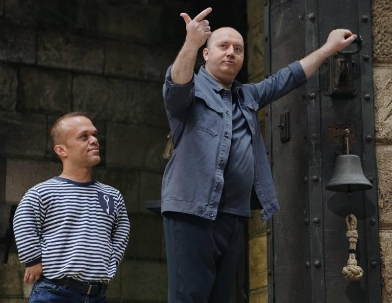 На телеканале СТС стартовал новый сезон шоу «Форт Боярд» с Сергеем Буруновым