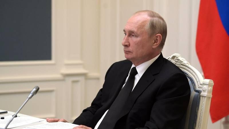 Президент России Владимир Путин готовится отметить свой 69-й день рождения 7 октября 2021 года