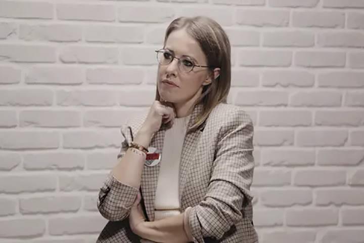 Ксения Собчак попала в ДТП со смертельным исходом