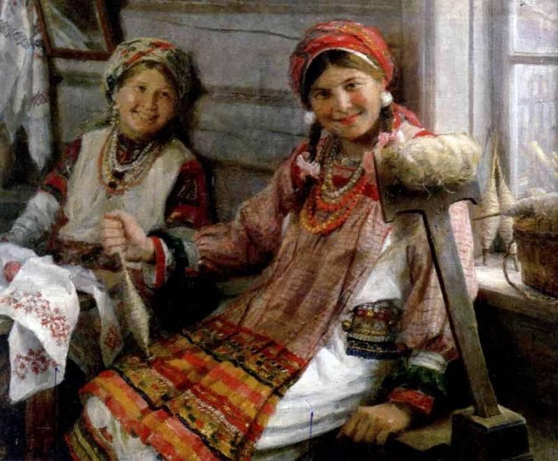 Православные христиане празднуют в октябре Покров Пресвятой Богородицы